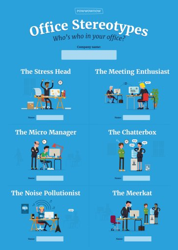 Office-Stereotypes